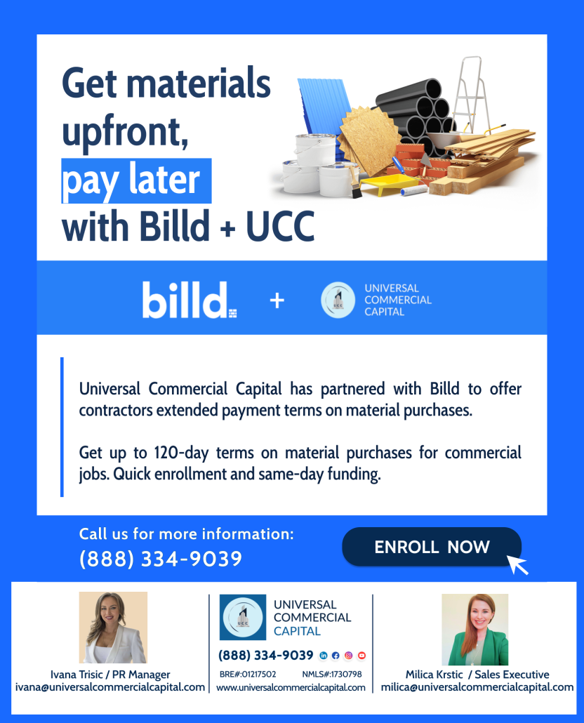 Billd plus UCC