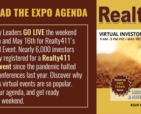 featured Realty411 Agenda Download