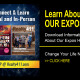 Learn About Our Expos